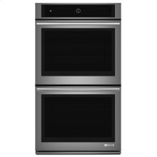 """Euro-Style 30"""" Double Wall Oven with MultiMode® Convection System Stainless Steel"""
