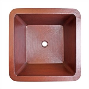 "Small Square 1.5"" Drain"" Product Image"