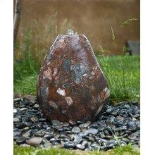 Outdoor Fountain: Small Pebble Fountains Jurassic