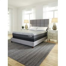 Palisades - Light Gray 2 Piece Mattress Set