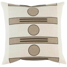 "Luxe Pillows Urban Fretwork (22"" x 22"")"