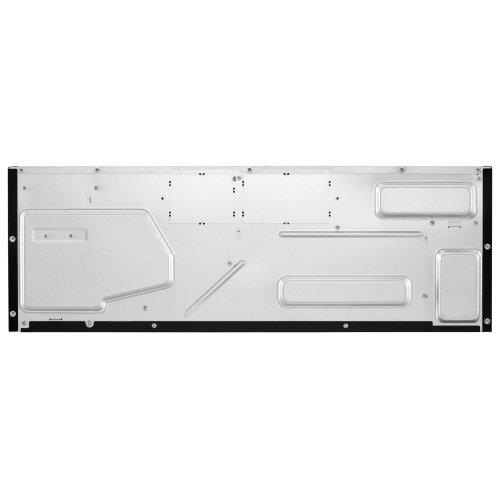 1000-Watt Low Profile Microwave Hood Combination Black
