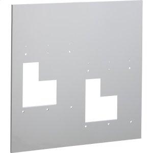Accessory - Wall Plate (Hi-Lo Bi-Level) for EZ style bi-level models Product Image