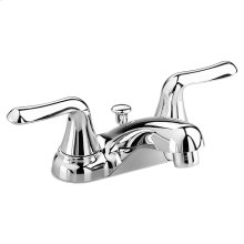 Colony Soft 2-Handle 4 Inch Centerset Bathroom Faucet - Polished Chrome