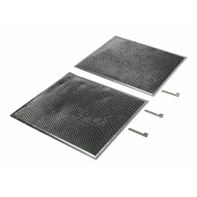Range Hood Replacement Charcoal Filter Kit - Other