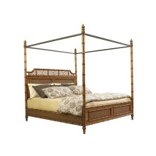 West Indies Bed Queen