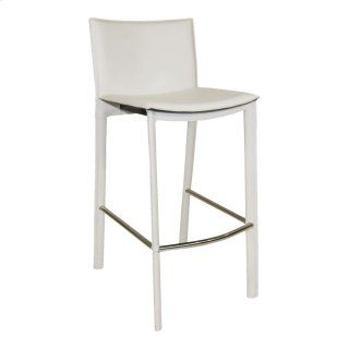 Panca Counter Stool White