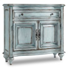 Living Room One-Drawer Two-Door Chest