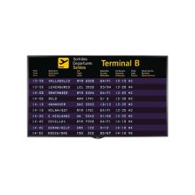 SH7DB Series Full HD Digital Signage Display TV