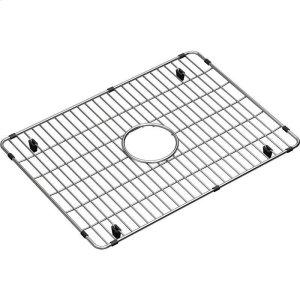 "Elkay Crosstown Stainless Steel 19-3/8"" x 14-1/8"" x 1-1/4"" Bottom Grid Product Image"
