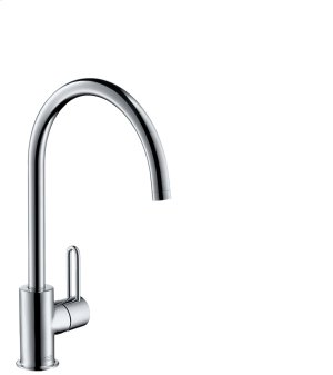 Chrome Single lever kitchen mixer 250 with swivel spout Product Image