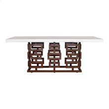 Ivey Outdoor Dining Table Medium