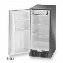 Companion Refrigerator - Stainless Steel