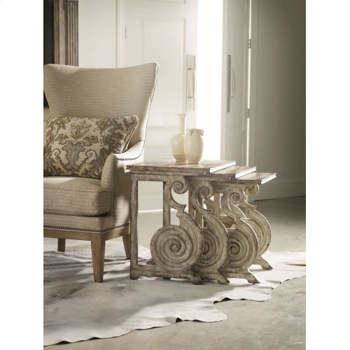 Living Room Rhapsody Nest of Tables