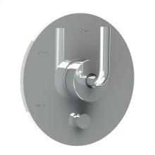 Pressure Balanced Control With Diverter in Satin Nickel