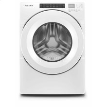 4.3 cu. ft. Front-Load Washer with Large Capacity - White
