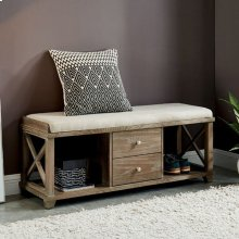 Gracelyn Shoe Bench