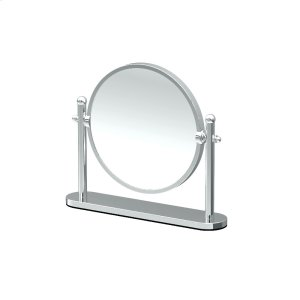 Table Mirror #4 in Chrome Product Image
