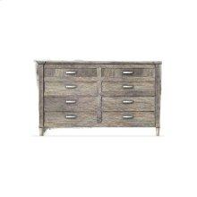 Willow Dresser - Burlap