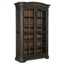 Dining Room La Grange Mullins Prairie Display Cabinet