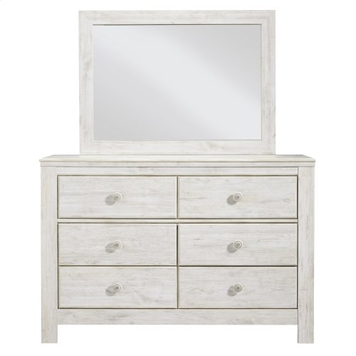 Paxberry - Whitewash 2 Piece Bedroom Set