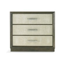 Alex Three Drawer Chest