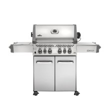 Napoleon Prestige Series Stainless Steel Prestige 500 with Infrared Rear and Side Burners