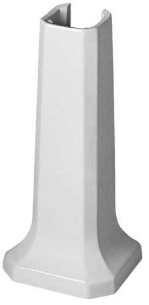 White 1930 Pedestal Product Image