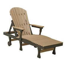 Comfo-Back Chaise Lounge