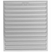 "Aluminum Hybrid Baffle Grease Filter 15.725"" x 10.875"" x 0.375"""
