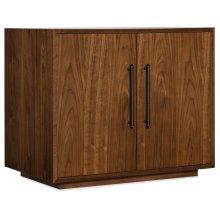 Home Office Elon Two-Door Cabinet