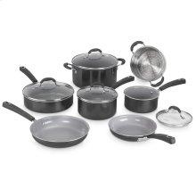 11 Piece Set Ceramica XT Nonstick Cookware