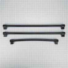 French Door Refrigerator Handle Kit, Black - Other