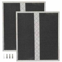 """Type Xc Non-Ducted Replacement Charcoal Filter 14.624"""" x 12.883"""" x 0.500"""""""
