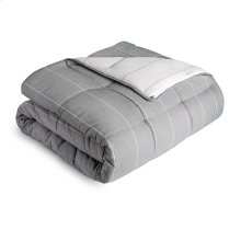 Chambray Comforter Set Twin Xl Birch