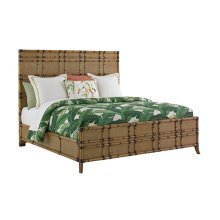 Coco Bay Panel Bed Queen