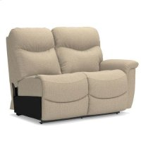 James Left-Arm Sitting Reclining Loveseat Product Image