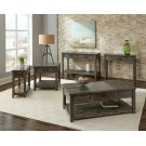Rustic Brown Console Table Product Image