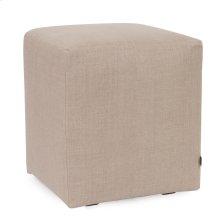 Universal Cube Linen Slub Natural