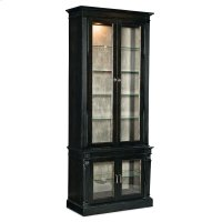 Dining Room Sanctuary Display Cabinet Noir Product Image