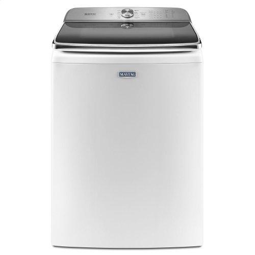 Top Load Large Capacity Agitator Washer - 6.0 cu. ft. White