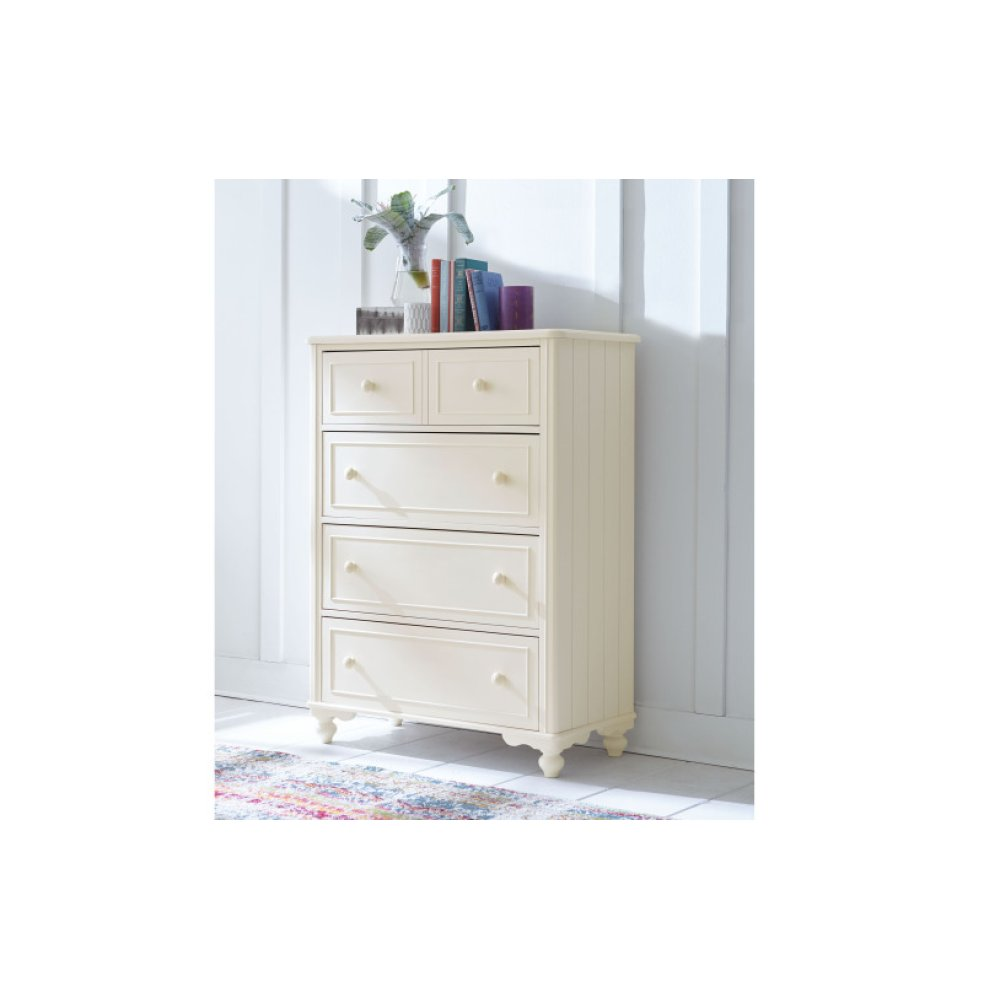 Summerset - Ivory Drawer Chest