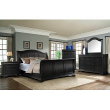 950 Westpark Queen GROUP; QB, Dresser Mirror, Chest
