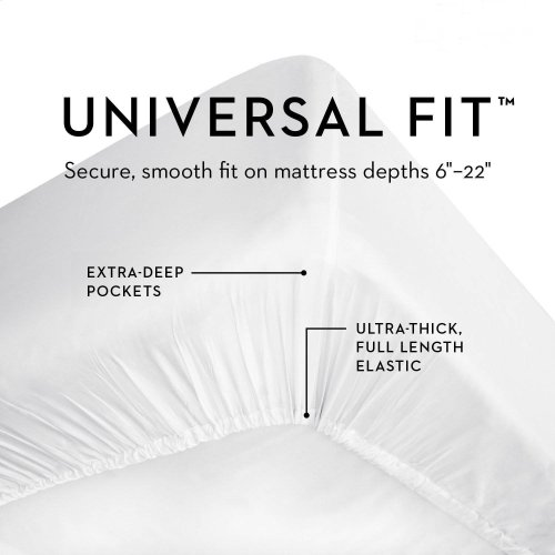 Quilt Tite® Mattress Protector King