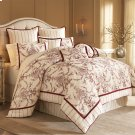 9 pc Queen Comforter set Natural Product Image