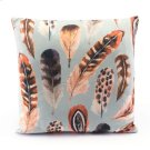 Plumas One Pillow Multicolor Product Image