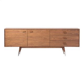 Sienna Sideboard Walnut Small
