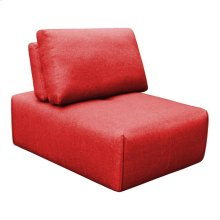 Nathaniel Slipper Chair Red