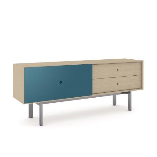 5229 Cabinet in Drift Oak Marine