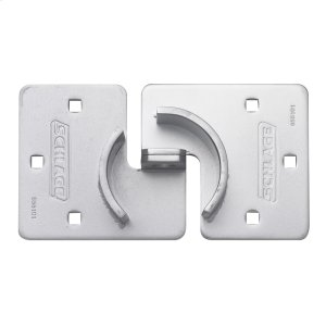 "Hasp  8-1/2"" Vehicle Security Hasp - No Finish Product Image"
